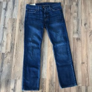 NWOT Hollister Slim 30x30 Jeans
